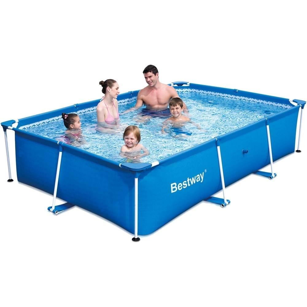 Bazén bestway s konstrukcí