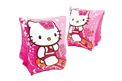 Intex rukávky Hello Kitty
