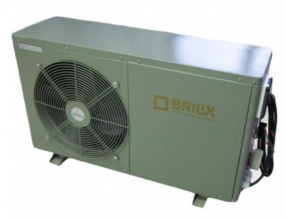 Tepelné čerpadlo brilix