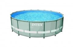 Bazén INTEX Ultra Frame 4,27 x 1,07m set včetně příslušenství