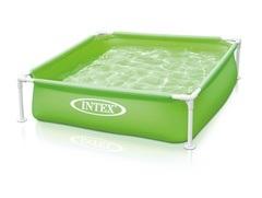 Dětský bazén INTEX Frame Pool Mini zelený