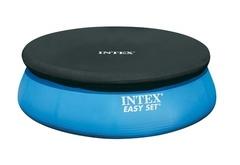 Krycí plachta na bazén INTEX průměru 3,96m - lehká