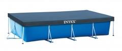 Krycí plachta na bazén INTEX Frame 4,50 x 2,20m