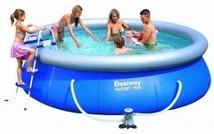 Bazén Bestway 4,57 x 1,07m set včetně příslušenství
