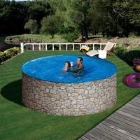 Bazén GRE Splash Stone 5,5 x 1,2m set + písková filtrace 4m3/h