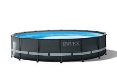 Bazén Ohio XTR 4,88 x 1,22m set + písková filtrace 4m3/hod