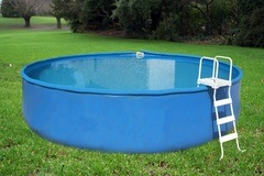 Bazén Tereza 2,5 x 1m bez příslušenství