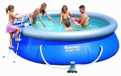 Bazén Bestway 5,49 x 1,07m set včetně příslušenství