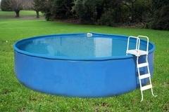 Bazén Tereza 4 x 1m písková filtrace 4 m3 / hod