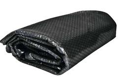 Solární plachta černá na bazén 4,6 x 9,1m