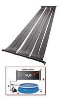 Solární ohřev vody k bazénům 3m2