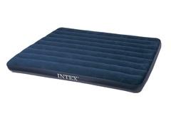 "Nafukovací postel INTEX Classic Downy Blue ""Full"""