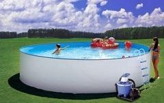 Bazén Nuovo 3,5 x 1,2m set + písková filtrace 5,5m3/hod