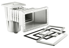 Skimmer KRIPSOL pro folie 400x230mm se skimvacem