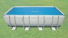 Solární plachta INTEX na bazén 5,49 x 2,74m
