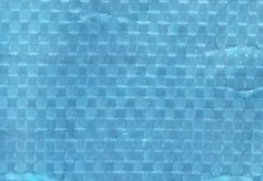 Krycí plachta na bazén 4,5 x 2,2m