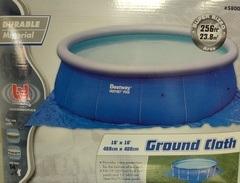 Podložka pod bazén o průměru 4,6m Bestway