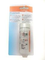 Tester vody 2v1 - test chlór, pH - proužkový