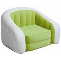 "Nafukovací křeslo Intex Loungen ""Cafe Club Chair"" zelené"
