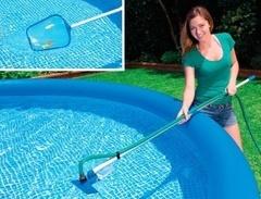 Bazénový vysavač Magic vac + hladinová síťka