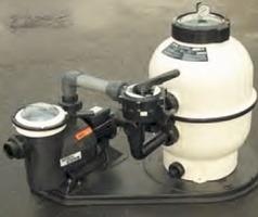 Písková filtrace CONTABRIC 14