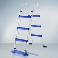 GRE Bazénové bezpečnostní schůdky 1,22m modré