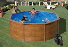 Bazén GRE Pacific 2,4 x 1,2m set + písková filtrace 4,5m3/h