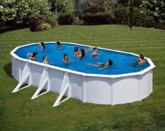 Bazén GRE Fidji 9,15 x 4,7 x 1,32m set + písková filtrace 8m3/h