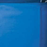 Bazénová fólie GRE kruh 2,4 x 1,2 m modrá