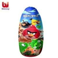 Nafukovací boxovací pytel - Angry Birds