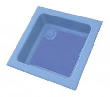 Sprchová vanička k bazénu 70x70 cm