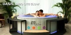 Vířivý bazén MSpa M-021LS GLOW LITE