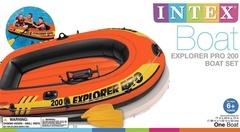 Nafukovací člun Explorer 200 PRO