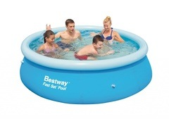 Bazén Bestway 2,44 x 0,66m bez filtrace