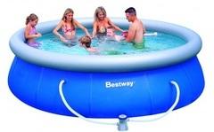 Bazén Bestway 3,66 x 0,76m kartušová filtrace