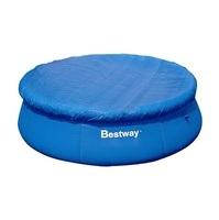 Krycí plachta na bazén Bestway průměru 4,57m - lehká