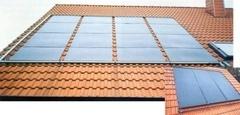 Solární ohřev vody pro bazén S2,4 - 2,4m2
