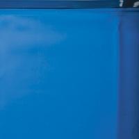 Bazénová fólie GRE ovál 6,1 x 3,75 x 1,32 m modrá