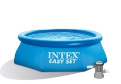 Bazén INTEX 2,44 x 0,76m kartušová filtrace