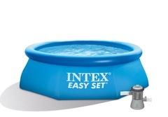 Bazén INTEX 3,05 x 0,76m kartušová filtrace